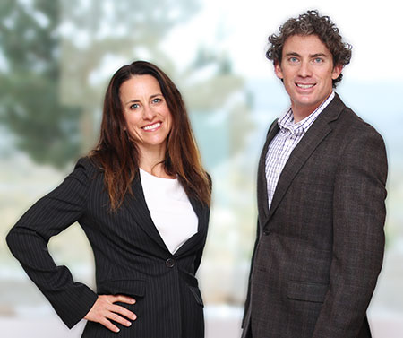 Motus founders Andrew BE and Christina Reddin